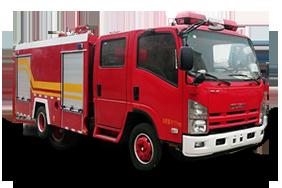 抢险救援消防车
